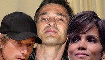 Halle Berry Gives Birth -- The Heat's On Gabriel Aubry, Olivier Martinez