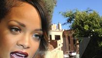 Rihanna Moving Out of Stalker-Plagued, Burglarized L.A. Mansion