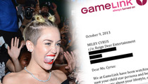 Miley Cyrus -- MILLION DOLLAR PORN OFFER ... To Direct