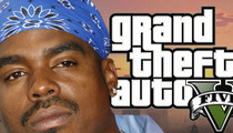 Rapper Daz Dillinger -- Grand Theft Auto V Stole My Beats, Now Recall the Game!!