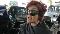 Sharon Osbourne -- 'America's Got Talent' Stage is a Death Trap
