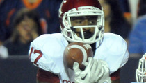 Oklahoma Sooners WR Trey Metoyer -- Alleged Serial Masturbater