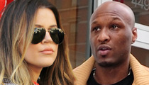 Khloe Kardashian, Lamar Odom -- Where There's a Will, There's a Fortune
