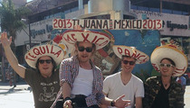 Macaulay Culkin -- Come to My TJ Donkey Show