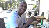 Lamar Odom -- I'm Wearing My Ring, I'm Healthy, I Could Be a Laker