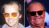Jack Nicholson: Good Genes or Good Docs?