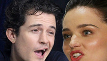 Orlando Bloom & Miranda Kerr -- WE'RE GETTING DIVORCED
