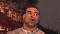 Shawne Merriman -- I'm NOT Signed to WWE ... Yet