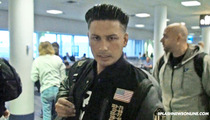Pauly D -- RIPS BABY MAMA ... She's Using My Baby for Fame