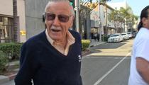 Stan Lee -- I DESERVE Cameo In Batman vs. Superman ... But It Ain't Gonna Happen