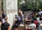 Justin Bieber -- Building School in Guatemala ... Without Shirt