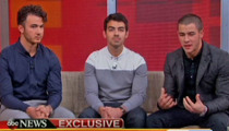 Jonas Brothers -- Blame Breakup On Vague 'Complications'