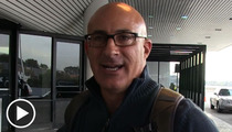 The Weather Channel's Jim Cantore -- Hurricane Names Blow ... Meteorologically Speaking