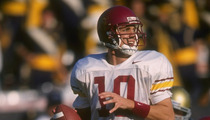 Brad Otton -- Ex-USC Quarterback in Crazy Pizza Lawsuit