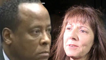 Conrad Murray -- FBI Investigates Death Threats