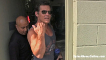 Josh Brolin -- I'm Never Drinking Again