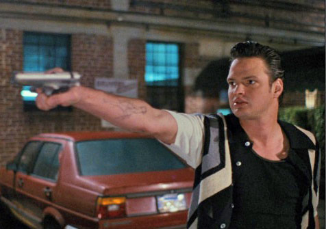 "Patrick Van Horn is best known for playing Vince Vaughn's gun wielding wingman Sue -- named after the Johnny Cash song -- in the 1996 comedy ""Swingers."""
