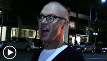 Michael Keaton -- Already Backlash About 'Beetlejuice 2'