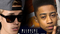 Justin Bieber to Lil Twist -- You Can Have Our Stupid Catch Phrase