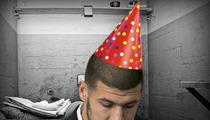 Aaron Hernandez -- WORST BIRTHDAY EVER