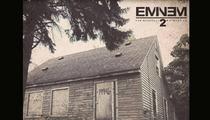 Eminem -- Fire Burns Through Boyhood Home