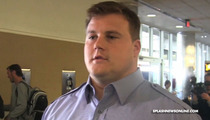 Richie Incognito -- Lands in L.A. ... PR Offensive Underway