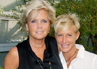 'Family Ties' Mom -- One Step Closer to Gay Marriage