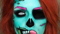 Lil' Kim -- Is A Creepy Skull Thief ...Says Makeup Artist