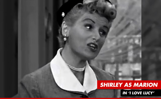 Shirley Mitchell Last Surviving 'I Love Lucy' Castmember DEAD At 94