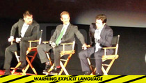 Mark Wahlberg -- Actors Comparing Themselves to Soldiers -- 'How F**king Dare you!' [VIDEO]