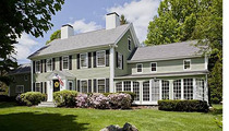 Babe Ruth's House -- Going, Going, GONE ... 'Home Plate Farm' SOLD