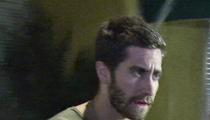 Jake Gyllenhaal -- HOSPITALIZED .. Stitches After Punching Mirror