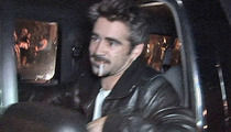 Colin Farrell -- Crazed Fan Arrested for Creeping Around Actor's House