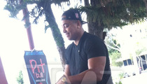 Jonathan Martin -- CHICKEN THERAPY ... Before Stanford Game