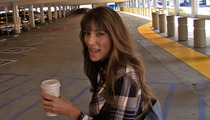 Sylvester Stallone's Wife Jennifer Flavin -- He Has Never Said the N-Word Ever