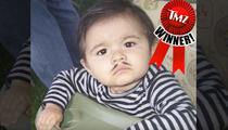 TMZ's Movember Moustache Photo Contest -- WINNER!