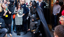 Batkid -- Exposes New Super Villain