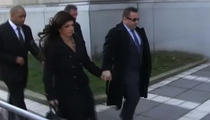 Teresa Giudice -- Pleads NOT GUILTY ... I Never Lied About Being a Realtor