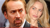 Nic Cage Nude Photo Case -- Cop Says There's a Charlie Sheen Sex Tape Connection