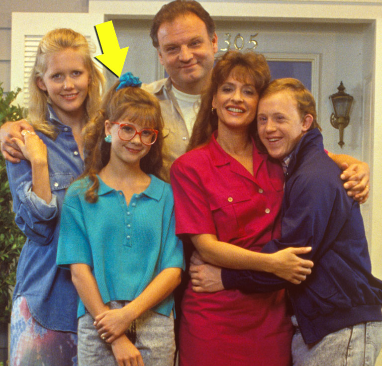 """Kellie Martin was 15-years-old when she took the role as Corky's gifted little sister Rebecca """"Becca"""" Thatcher -- opposite Chris Burke -- in the early '90s family sitcom """"Life Goes On."""""""