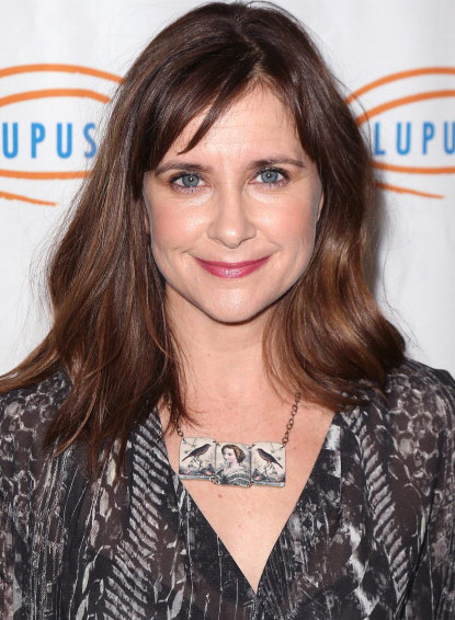 Kellie Martin was spotted out recently looking refurbished.