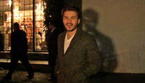 Emile Hirsch -- I Got No Beef With Jim Belushi ... After Movie Role Diss