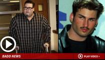 Ex 'Color Me Badd' Singer Bryan Abrams -- Still Badd But Way Bigger
