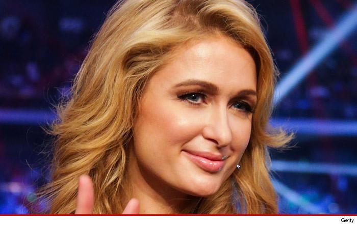 Paris Hilton Attacks Slovenia! Get Your Hands Off My Porn