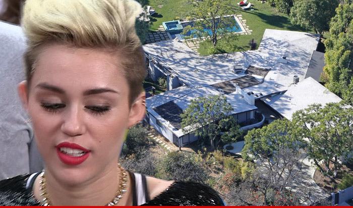 Miley Cyrus Burglary 100k Worth Of Expensive Stuff Stolen Tmz Com