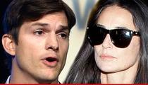 Ashton Kutcher, Demi Moore -- Divorce Final
