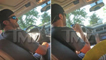 Luke Bryan -- DRINKING WHILE DRIVING ... And Cops Say It's Legal