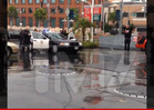 Suge Knight -- Pulled Over By Cops, Guns Drawn [PHOTO]