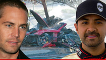 Paul Walker Crash -- Cops Investigating Possible Street Race