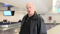 NFL Legend Paul Hornung -- I Hope It 'Snows Like a Bitch' at the Super Bowl!!!
